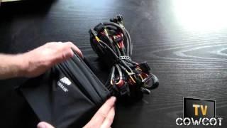cowcot tv dballage alimentation corsair tx750 v2