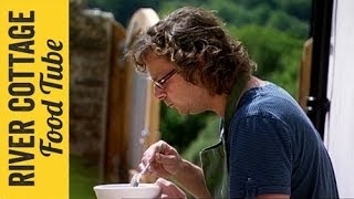 Hugh's Creamed Spinach Recipe | Hugh Fearnley-whittingstall | River Cottage