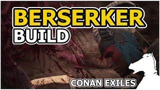Conan Exiles Attribute Build
