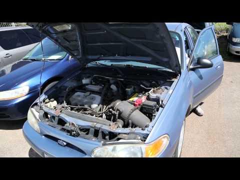 Pacific Auto Auction - Ford Escort 1999