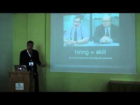 Engineers hiring engineers Rodoljub Petrović