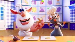 Буба - Шеф повар! 🧇🧇 Вафельные животные 🧇🧇  Kedoo мультики для детей