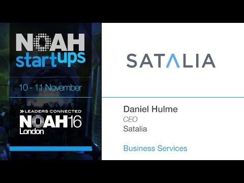 Satalia - NOAH16 London Startup Competition