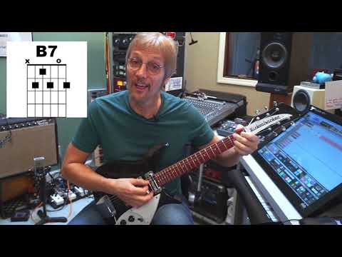 The Beatles - I Want To Hold Your Hand LESSON By Mike Pachelli
