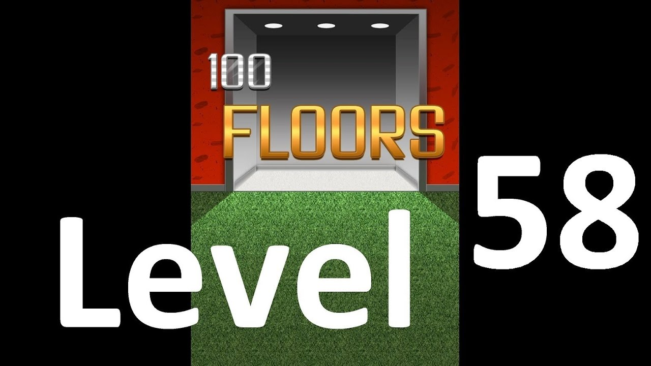 100 Floors 58 Floor Solution Home Plan