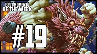 Hearthstone | Best Moments of the Week #19