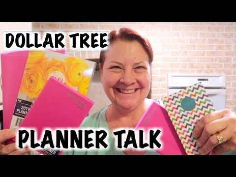 Dollar Tree Planners For 2019