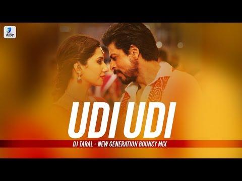 Udi Udi Jaye (New Generation Bouncy Mix)   DJ Taral   Shah Rukh Khan   Mahira Khan   Dandiya Special