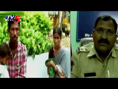 Woman Complaints to Police on Husband Selling Their Daughter | Medak | TV5 News