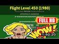 [0ld_m0v1-e]  No.17 Flight Level 450 (1980) #The8563zogum