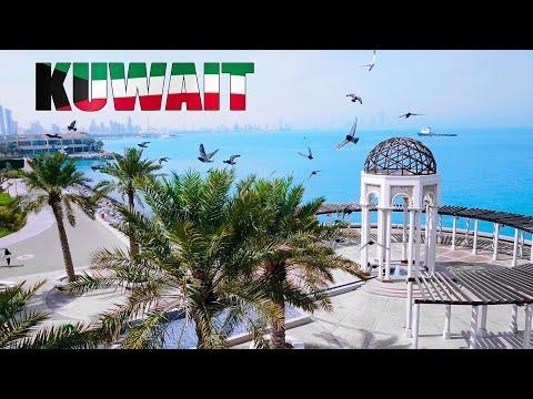 Kuwait Travel Vlog   Top Tourist Attractions Kuwait City, Salmiya, National Liberation Day الكويت 🇰🇼