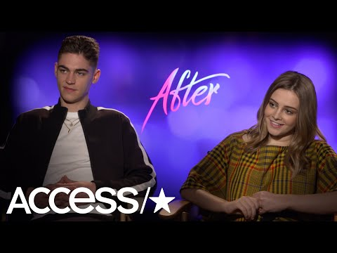 &39;After&39;: Hero Fiennes-Tiffin & Josephine Langford Reveal If They&39;re Directioners  Access