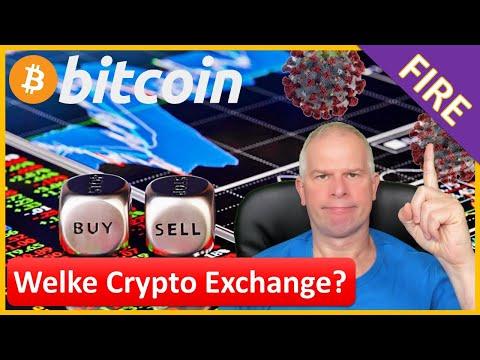 Welke Crypto Exchange moet je kiezen?   Checklist voor selectie van de Bitcoin broker