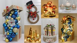 10 Jute craft Christmas decorations ideas 🎄 Christmas Decoration 2022