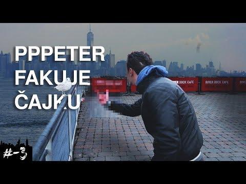 NYC_3 - Čajka mu kradne kameru a Lower Manhattan
