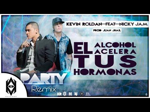 Kevin Roldan Ft. Nicky Jam  - Party Remix