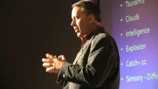 Uniting Data and Dreamers: Richard Swart at TEDxSaltLakeCity