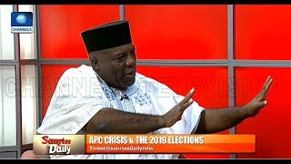 APC Will Be Better Off If Buhari Does Not Seek Re-election - Okupe |Sunrise Daily|