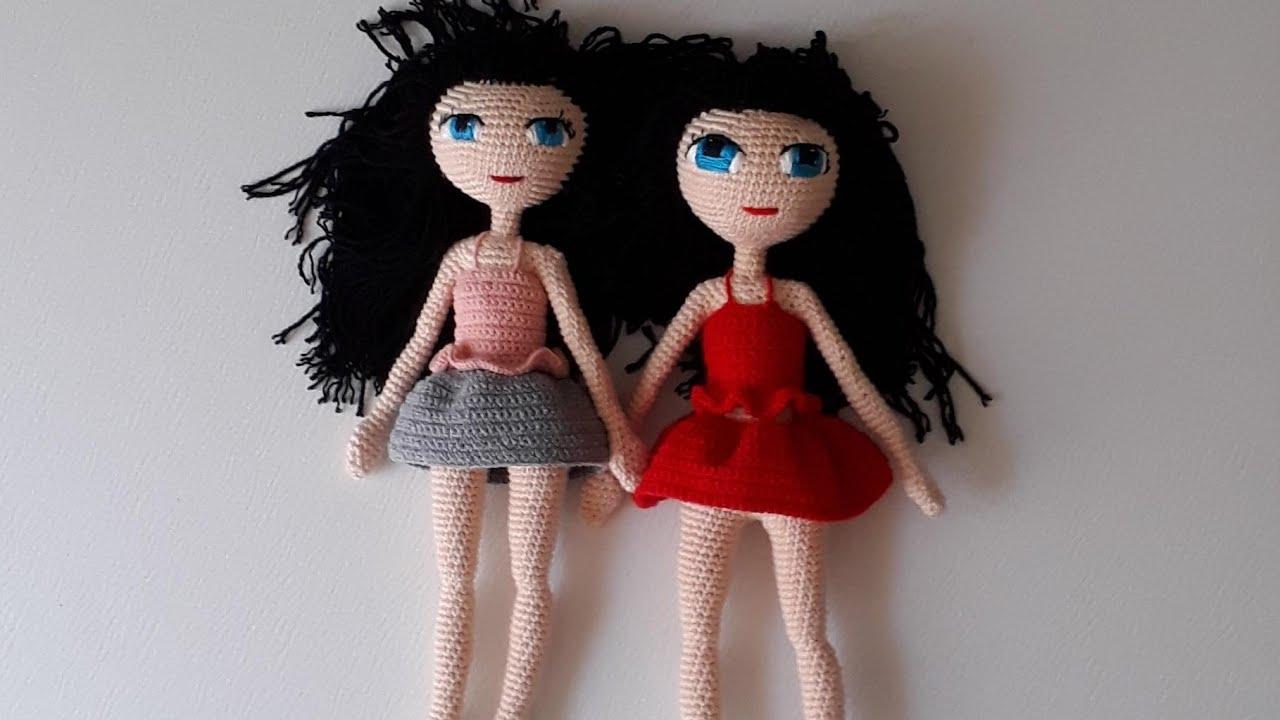 Fotoğraf açıklaması yok. | Bonecas de crochê, Trabalhos manuais ... | 720x1280