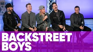 Download How The Backstreet Boys Balance Work/Family Life Mp3 and Videos