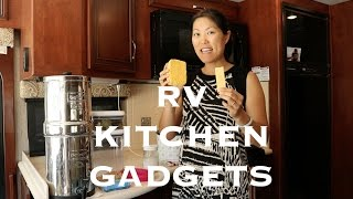 Kitchen Gadgets for RVing | Full Time RV Life