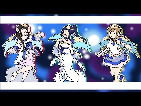 [Colour Coded] Azalea - Galaxy HidE and Seek but i have two copyright strikes