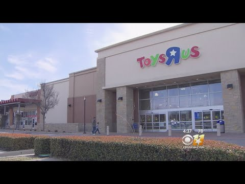 North Texas Toys R Us Customers: 'It's A Very Sad Day'