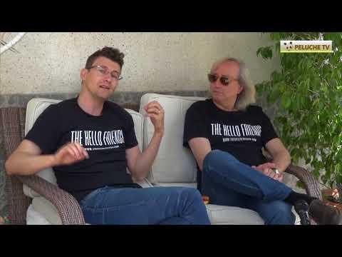 THE HELLO FRIENDS  Entrevista PelucheTV  PARTE 2