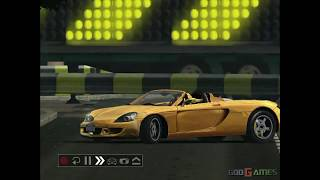 Project Gotham Racing - Gameplay Xbox HD 720P