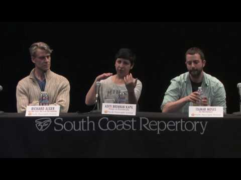 Playwrights Panel—Who Do You Write For?—18th Annual Pacific Playwrights Festival—South Coast Rep