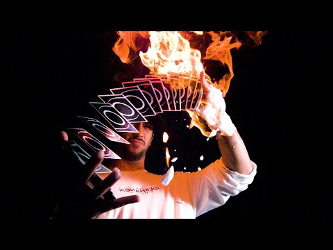 🔥 Cardistry on Fire 🔥