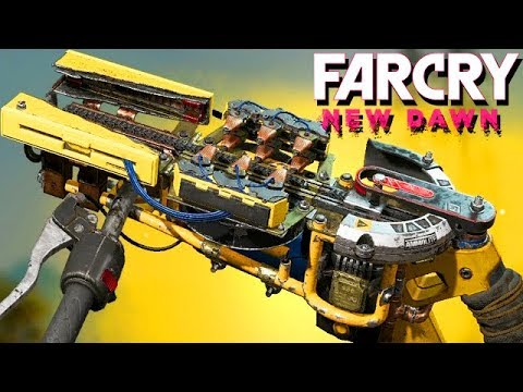 Far Cry New Dawn Gameplay German #28 - Die Ultimative Waffe thumbnail