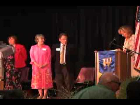 2008 Scholarship Reception