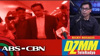 DZMM TeleRadyo: Trillanes' fellow mutineers also face amnesty review - Panelo
