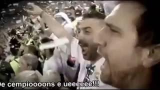 Video 2 .. FINALE champions league 2016 .. PIO E AMEDEO.. Zona vip ..