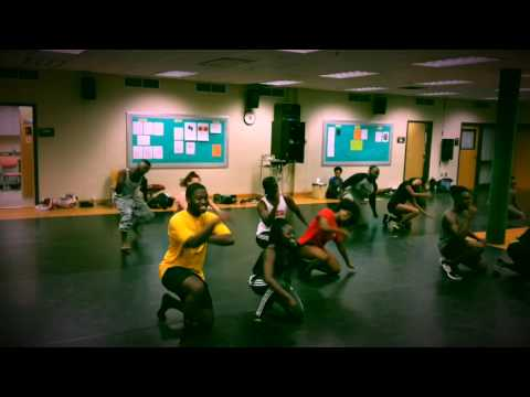 Dutty Wine - Dancehall Choreography