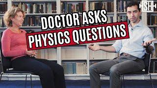 Doctor Asks Physics Questions (ft @Medlife Crisis) screenshot 5
