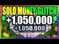 GTA 5 Online: *SOLO* UNLIMITED MONEY GLITCH | BIS ZU 300.000$  ALLE 120 SEKUNDEN | AFTER PATCH 1.36