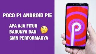 Download Video POCO F1 ANDROID PIE — Apa yang Baru..?? // Fitur Android Pie di Pocophone F1 MP3 3GP MP4