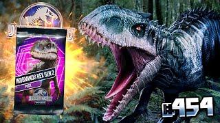 INDOMINUS REX GEN 2 FULL TOURNAMENT!!! || Jurassic World - The Game - Ep 454 HD
