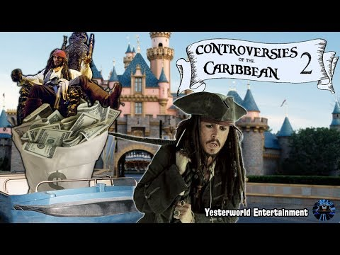 Controversies of the Pirates of the Caribbean 2: The Search for Jack Sparrow