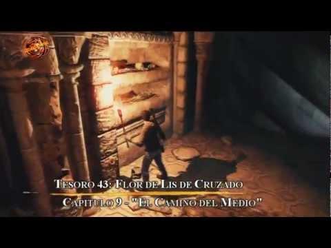Uncharted 3 - Guia de Tesoros [Parte 2] ESP