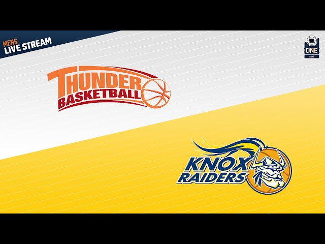 NBL1 Men Round 11 | North West Tasmania vs Knox