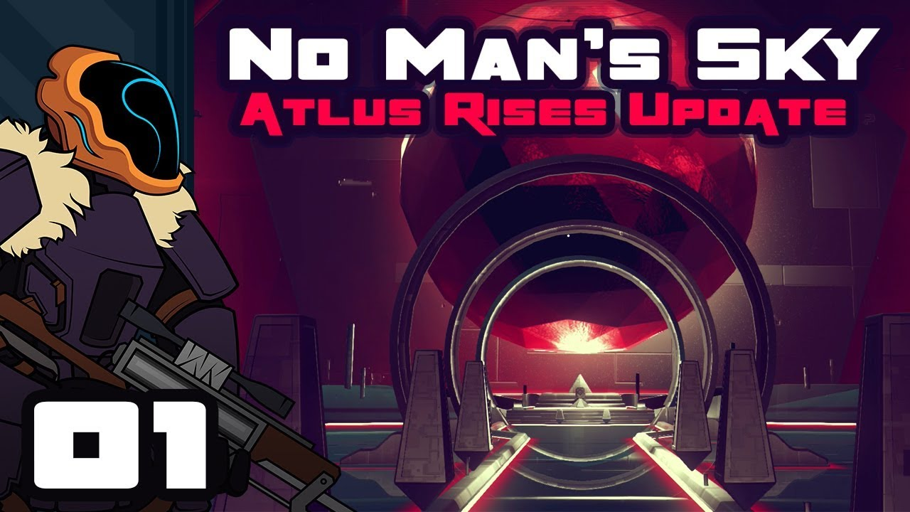 let 39 s play no man 39 s sky update 1 3 atlas rises pc gameplay part 1 all sorts of new stuff. Black Bedroom Furniture Sets. Home Design Ideas