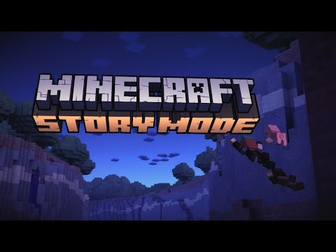 Minecraft Story Mode Indonesia - Main bareng pacar hehe