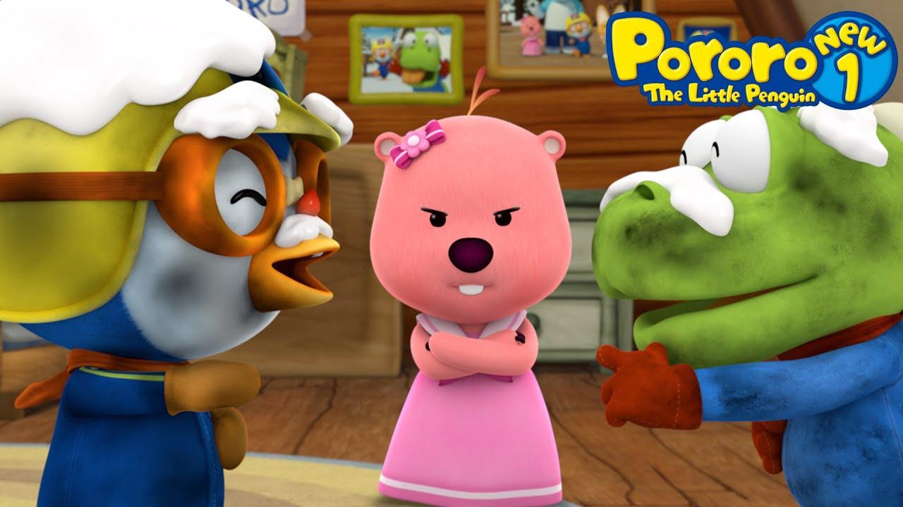 The Doodle Prank | Ep 05 | Pororo English Episodes | kids animation | Pororo New 1