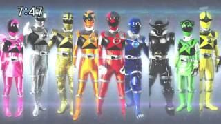 ★ Uchu Sentai Kyuranger ★ - SAY THE CHANGE :  STAR CHANGE - ★ VOSTFR - 9 Kyurangers  ★