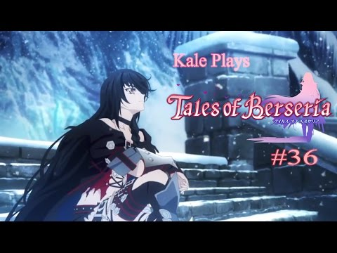 Back to Sea! | Tales of Berseria #37 | Kale Plays