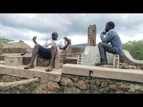 General Idi Amin Dada's Residence on Lotuturu Hill Lamwo District