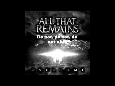 All That Remains Do Not Obey Lyrics